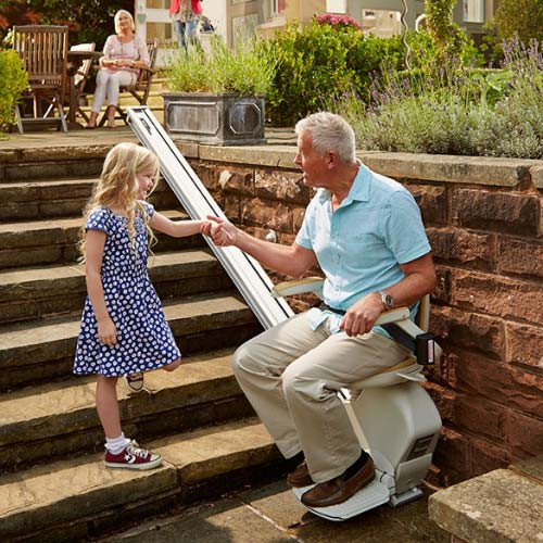 Chairlifts and Stairlifts