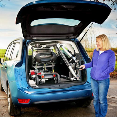 Vehicle Adaptions